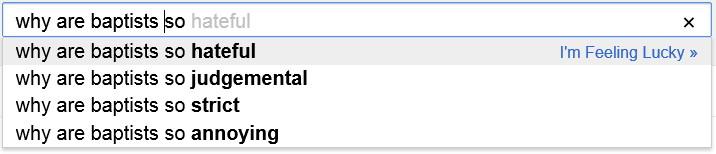 google-baptists