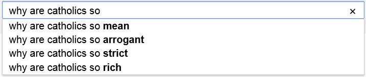 google-catholics