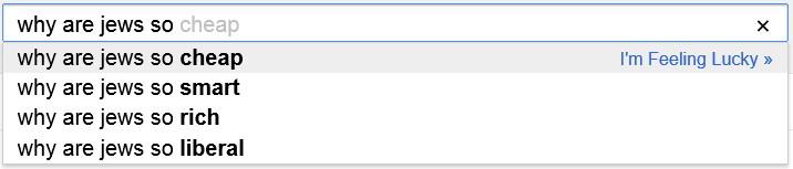 google-jews