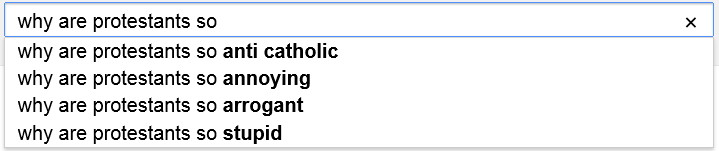 google-protestants