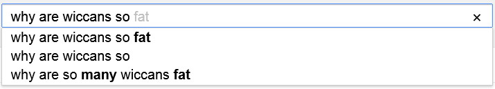 google-wiccans